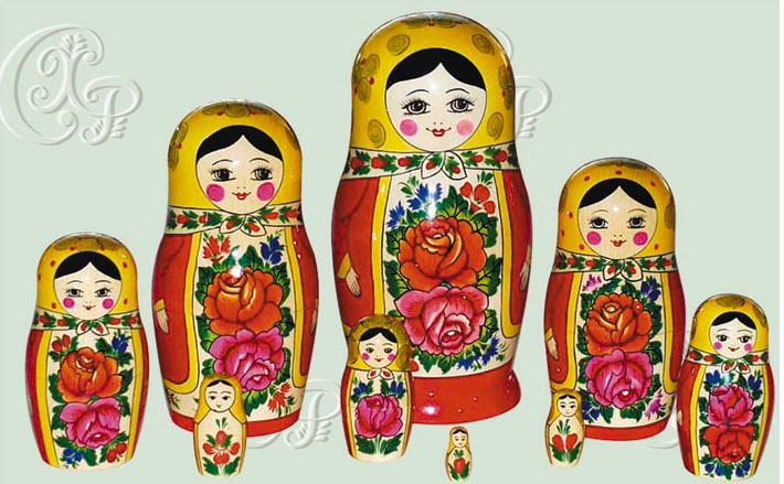 russian customs and traditions  the prevailing colors are black yellow golden green and red and nowadays this craft is sure to be saved it will be developed and brought into the